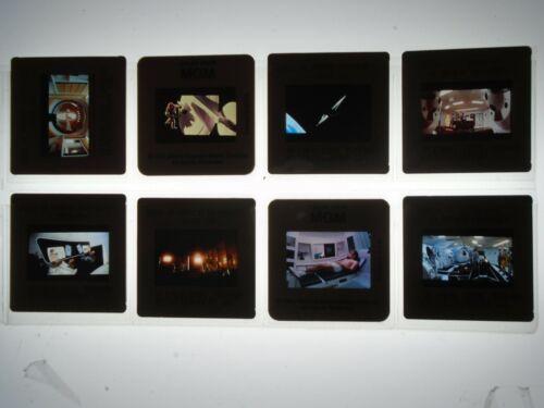 2001 A SPACE ODYSSEY STANLEY KUBRICK SLIDE/TRANSPARENCY LOT promo movie photo