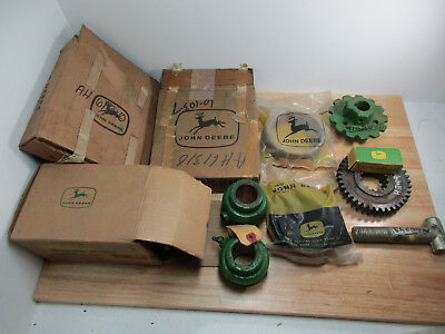 John Deere Jd 1960s And 1970s Parts Lot From Closed Dealer