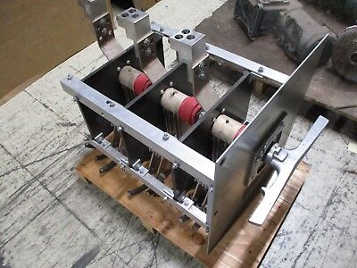 Lexington Switch Controls Rotary Manual Bypass Switch T3-1203-z 1200a 600v