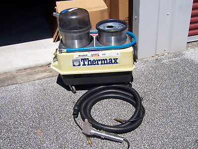Heated Carpet Cleaner Cp-3 Thermax Extractor Auto Detailing