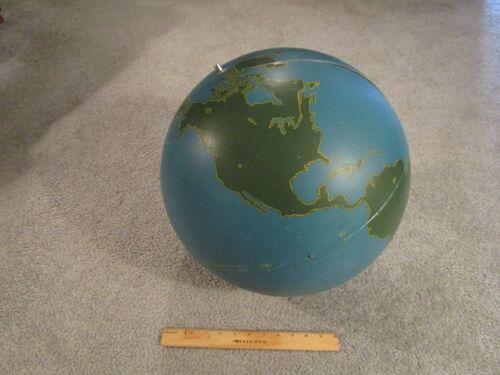 Aviation World Globe by A. J. Nystrom & Co.