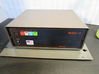 Mitutoyo Mag1 Cmm Power Supply 013190 Control Unit 983-301