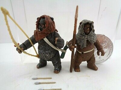 Star Wars Ewoks Romba and Graak 30th Anniversary Collection #43 2007 3.75''