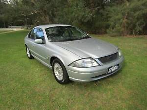 2001 FORD FALCON AUTO 6 CYL CLEAN AND TIDY