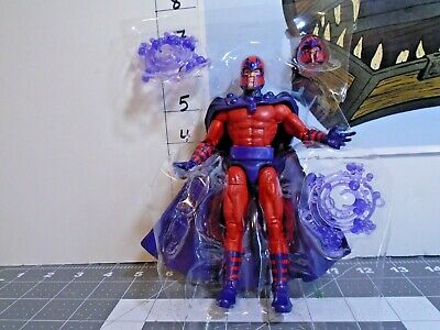 Marvel Legends MAGNETO from Family Matters 3 pack, NEW
