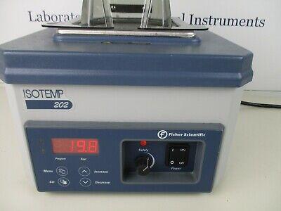 Fisher Scientific Isotemp 202 2l Digital Water Bath