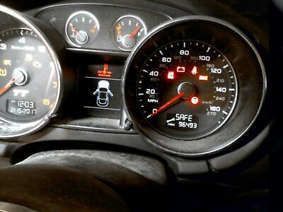AUDI AUDI TT Speedometer (cluster), MPH, 170 MPH 09 10