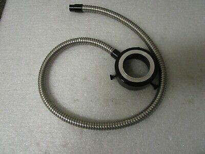 Fiber Optic Ring Light Attachment For Light Source - 36 3 Long