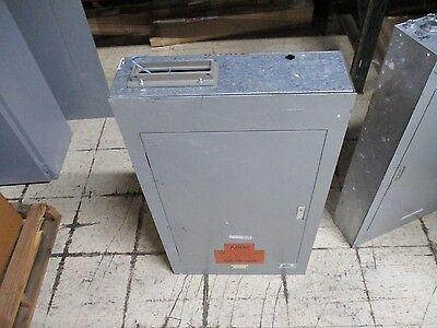 Westinghouse Main Lug Circuit Breaker Panel Cg-15706 42-slot 225a Max 3ph 4w