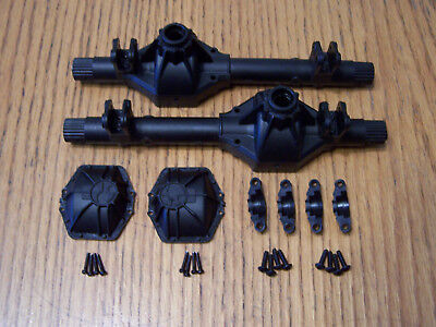 Rear Axle Screw - Axial Wraith Front & Rear AR60 OCP Axle Housing w/ Differential Cover & Screws