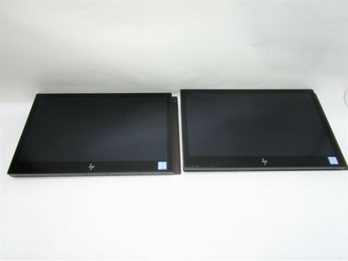 """LOT-2 HP ELITEPOS G1 14"""" TOUCH AIO RETAIL SYSTEM MODEL 145 3WP62UP#ABA T12-D8"""