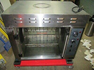 Electric Chicken Rotisserie