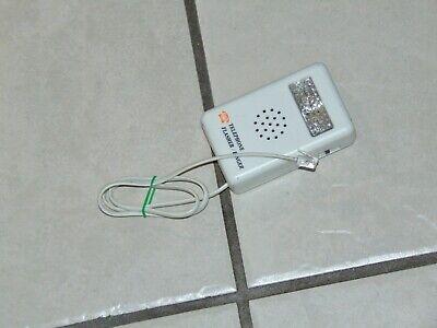 Telephone Strobe Light Flasher & Bell Ringer for Hearing Impaired / Deaf TEC48