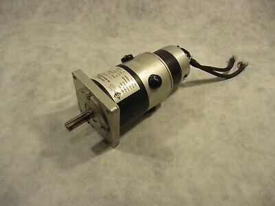 Aerotech 1210-01-1601-03 Permanent Magnet Servo Motor 12v