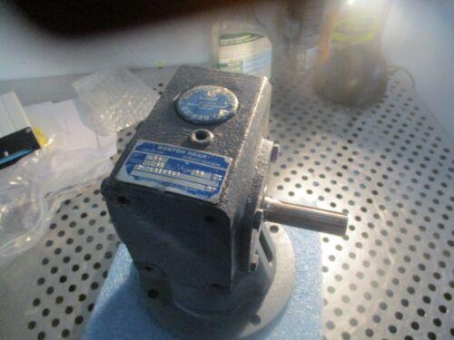 Boston Gear 700 Series Gear Drive Reducer, Cat. No: RF71315B56  <