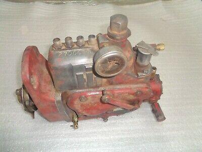 Farmall Md 400 450. Diesel Injection Pump
