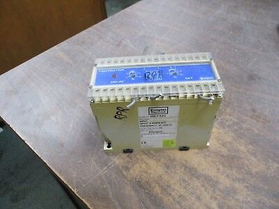 Crompton Protector Time Delay Relay 256-PASU 240V L-N 5A, 60Hz Used for sale  Minneapolis
