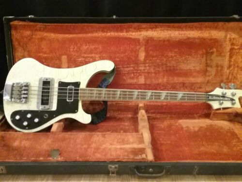Rickenbacker  4001 Bass built April 1978