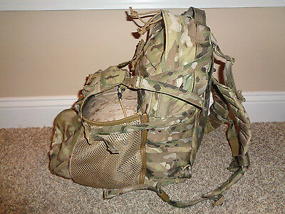 AWS Inc. Beavertail YOTE Style # 50657 Backpack Multicam SF CAG DELTA SOCOM NEW