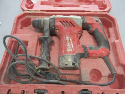 "Milwaukee 5268-21 SDS Plus 1-1/8"" Rotary Hammer Drill ""USED"""