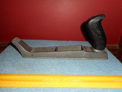 296 Surform Plane - Vintage Stanley Surform 296 Hand Plane Wood Rasp Tool, Made in USA