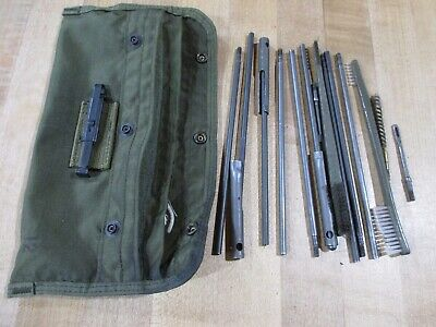 Vintage M16A1 Rifle Cleaning Kit Stamped US  57. (sp)