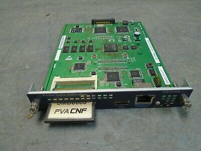 Nec Univerge Cd-pvaa Card With Smb 8000 Pva Cnf Card