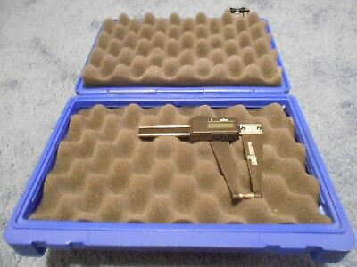Brake Force Rotor - CENTRAL TOOLS BRAKE FORCE ROTOR GAGE 6459 COMPLETE WITH BOX!!!  FREE SHIP!!!!!