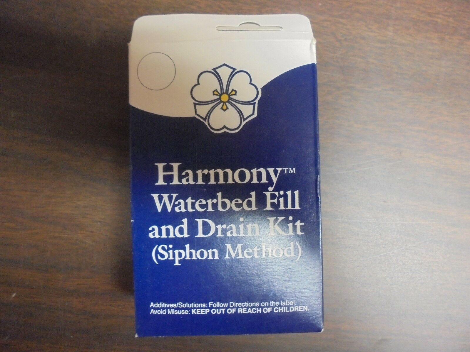 Harmony Waterbed Fill and Drain Kit
