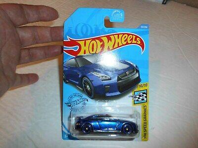 Hot Wheels 2020 Super Treasure Hunt 17 Nissan GT-R (R35) in Protector (read des)