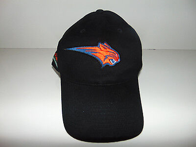 Charlotte Bobcats Basketball Harris Teeter SGA Hat Cap NBA One Size Black NEW @@