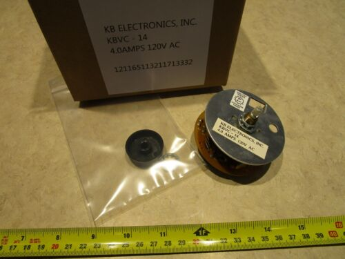 KB ELECTRONICS KBVC-14 SPEED CONTROL DC DRIVE MOTOR