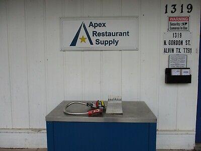Schroeder 950 12 Button Bar Beverage Dispenser W Cold Plate 4987
