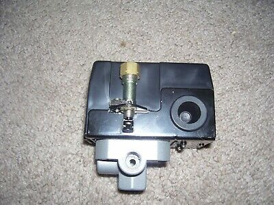 New Pressure Switch Control Air Compressor 140-175 Psi 4 Port Heavy Duty 26 Amp