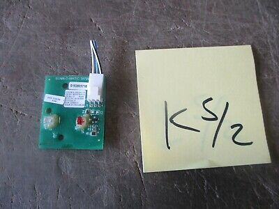 Used Auger Control Panel 38708 For Ultra-2 Bunn-o-matic Frozen Drink Machine