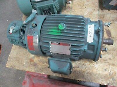Reliance Duty Master AC Motor w/ Brake 06MR669620 G001 BC 3HP 1800RPM FR:182TC, usado segunda mano  Embacar hacia Argentina