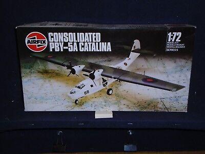 Airfix 1/72 PBY-5A Catalina model kit#05007 (unbuilt)