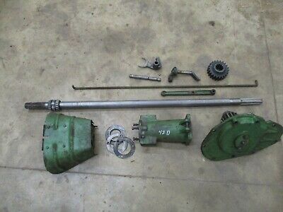 1948 John Deere Styled D Complete Pto Assembly  Antique Tractor