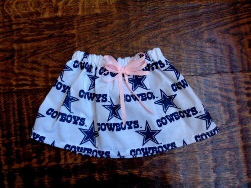 Dallas Cowboys Toddler Girl Skirt