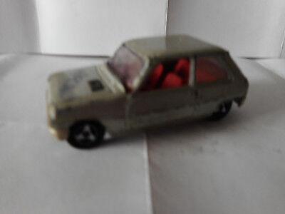 Usato, Majorette 267  vintage 1/55 Renault 5 die cast model  usato  Agnelli