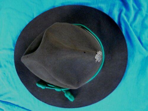 Boy Scouts Scout Master hat size 7