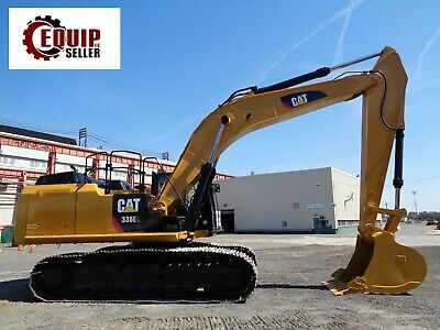 2013 Caterpillar 336elh Hydraulic Crawler Excavator Loader