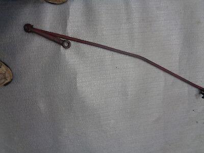 Massey Harris Pony Steeringdrag Link With Steering Arm
