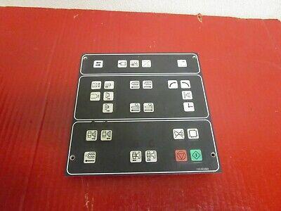 Netstal Control Panel 110.240.9593 Kol 110.240.9539