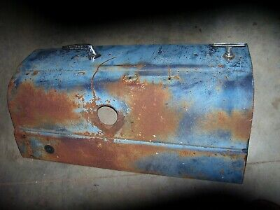 Vintage Fordson Super Dexta Tractor -hood Panel Latches - Lh