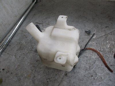 HONDA JAZZ WASHER BOTTLE WITH FRONT AND REAR PUMPS 2001 - 2008