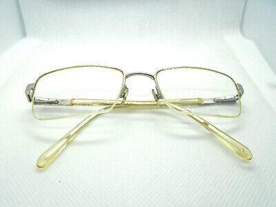 Versace Womens Eyeglasses MOD.1066 1000 Silver 50-18-135 Rx Glasses Frames
