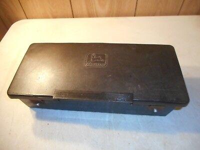 John Deere Oem 320 Tool Box