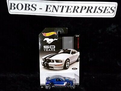 Hotwheels 50 Years '07 Ford Mustang ec-308