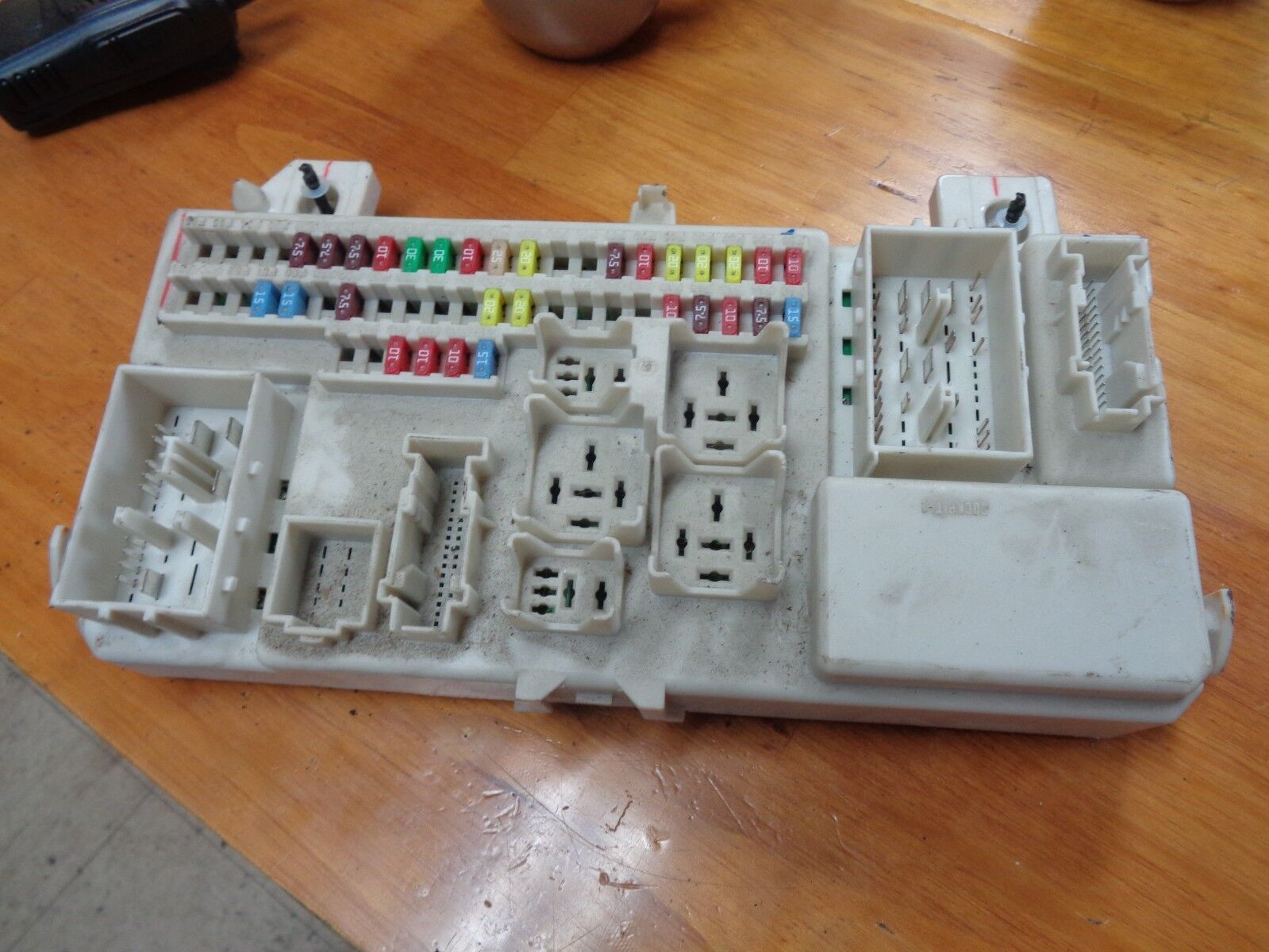 Used Mazda Computers Chips Cruise Control And Related Parts For 2008 5 Fuse Box 2006 3 20l Inner Oem